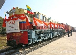 New dry port expected to cut transport costs in Mandalay