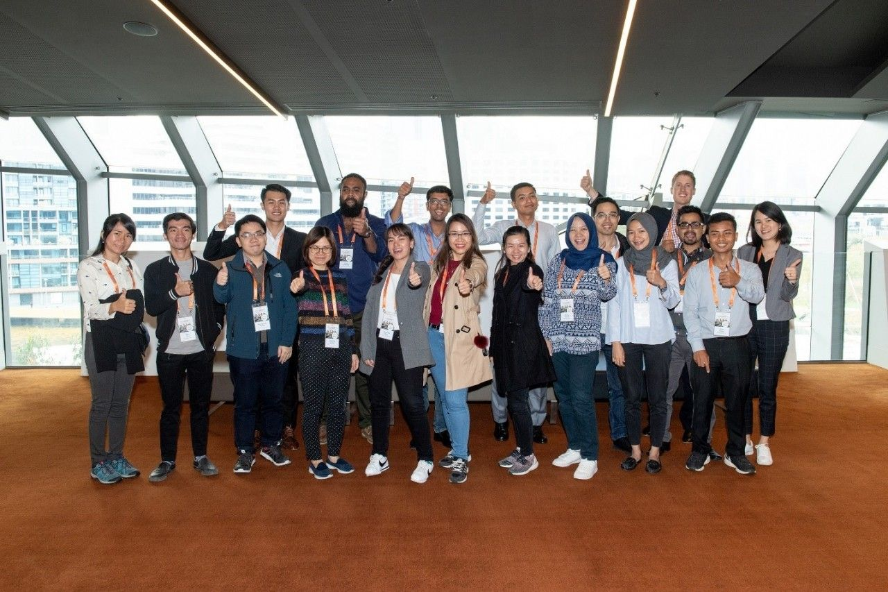 The Marvelous Experience of a Myanmar Young Water Professional at the OzWater'19