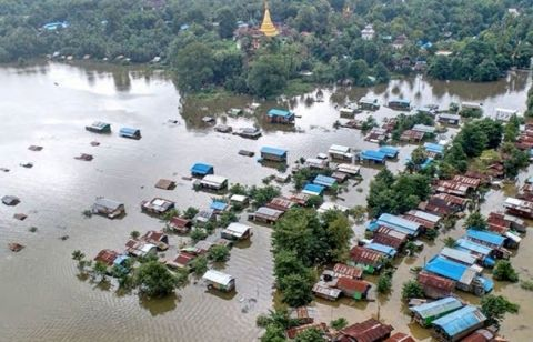 DRR looking for experts Myanmar mission