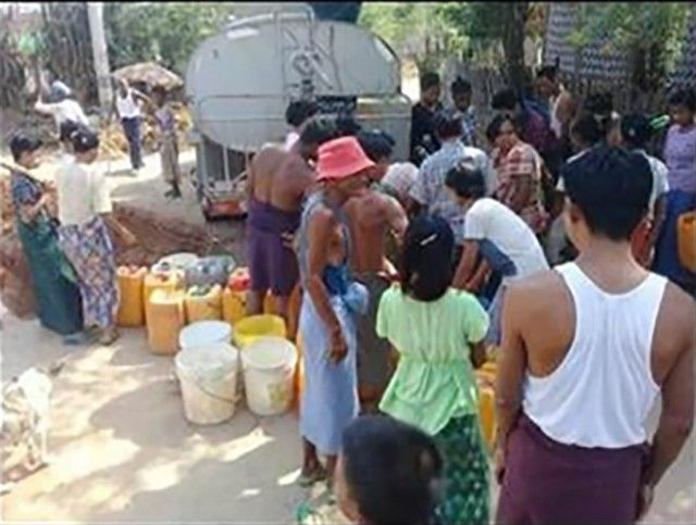 MRDD to provide sufficient drinking water to 51 villages in Mandalay Region