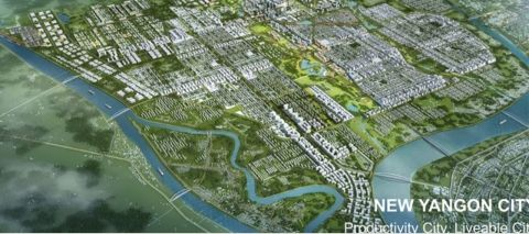 Myanmar Govt Invites Competing Proposals in China-Initiated New Yangon City Project