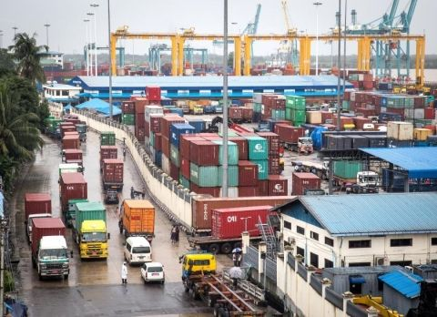Yangon ports now able to receive bigger ships