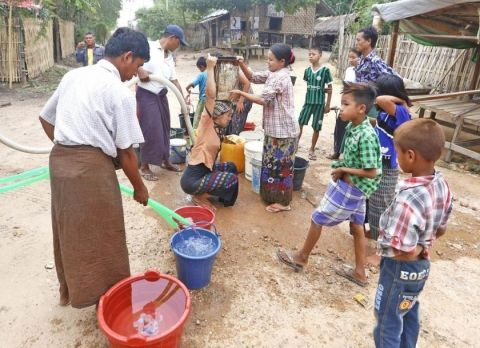Mandalay allocates K280 million to boost potable water supply