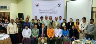 The Value of the Ayeyarwady River: Update on WWF 'River in the Economy' Project.