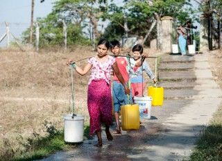 Villages brace for water shortages this summer