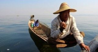Myanmar's Inle Lake: an ecosystem fighting to survive