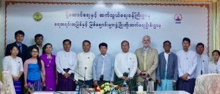 Stockholm Environmental Institute's partnership with key Myanmar water agency to boost environmental research