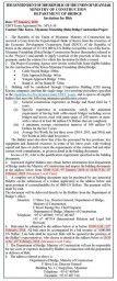 Invitation for Bids - Dala Bridge