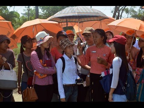 Myanmar Netherlands Water Challenge 2016 - Program Summary