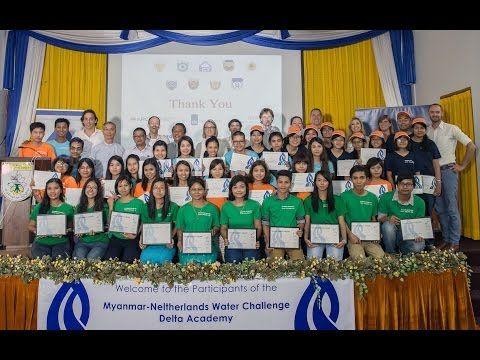 Myanmar Netherlands Water Challenge Delta Academy (Day 3)