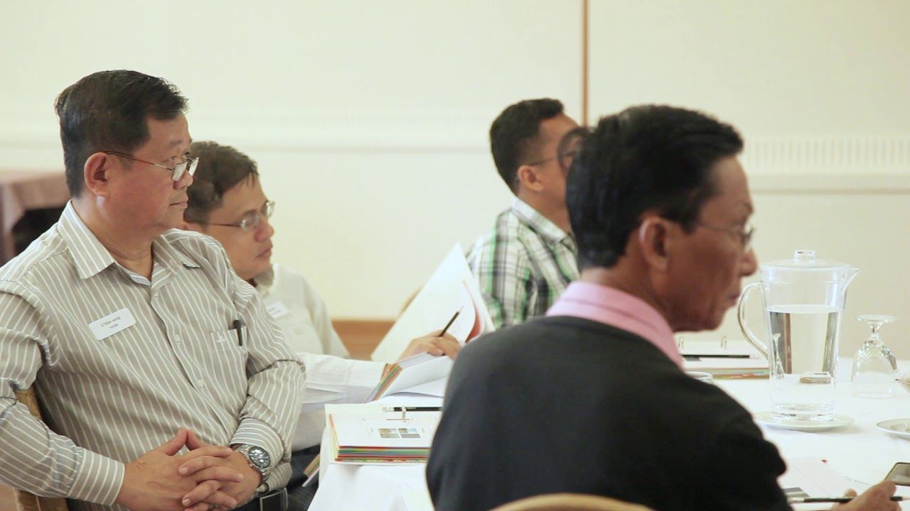Dredging And Reclamation Course Monday 15 January Yangon